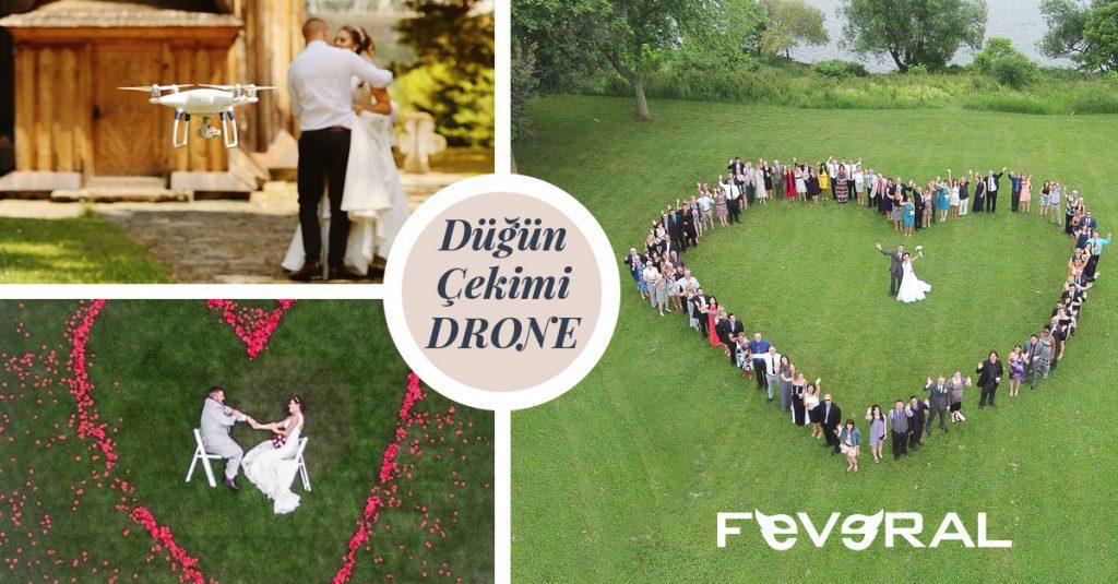 Drone Düğün Çekimi
