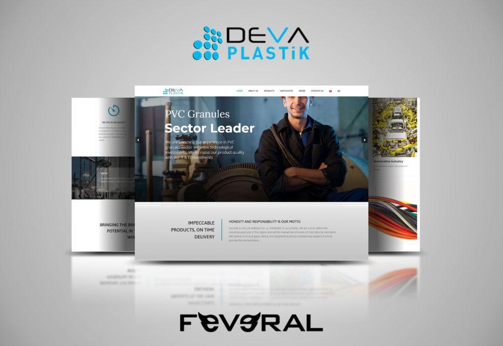 Web Tasarım Çorlu – Deva PVC Granül